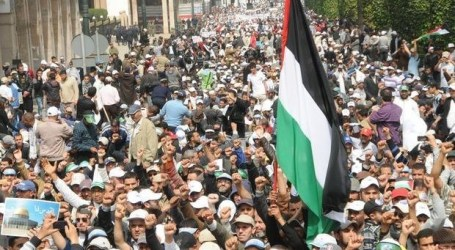 CALLS FOR MASS-RALLIES IN MAROCCO IN SUPPORT FOR AL QUDS INTIFADA