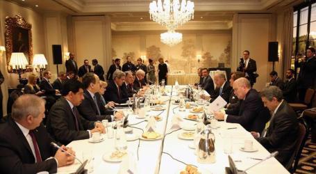SYRIA TALKS BEGIN IN VIENNA