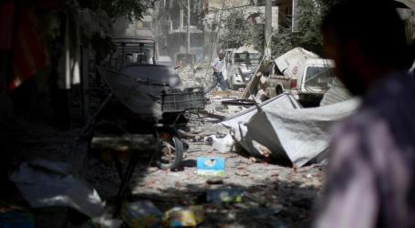 UN: 13.5 MILLION SYRIANS NOW NEED AID, PROTECTION