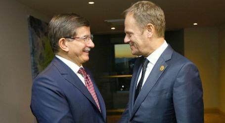 EU-TURKEY SUMMIT TO BE HELD ON NOV.29