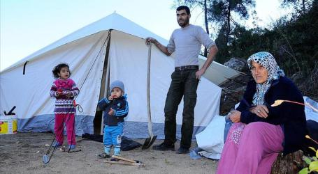 TURKEY TO BOOST HUMANITARIAN AID TO DISPLACED TURKMENS