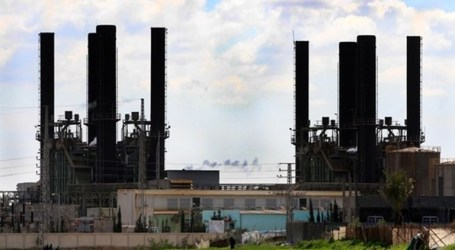 GOVERNMENT: FUEL TAX FOR GAZA POWER PLANT WILL BE CUT BY HALF
