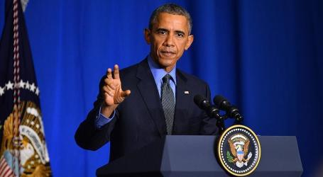 OBAMA CALLS CALIFORNIA SHOOTINGS 'ACT OF TERRORISM'