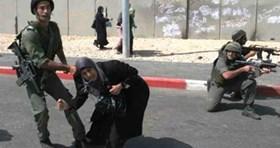 291 PALESTINIAN WOMEN ARRESTED BY ISRAELI FORCES IN 2015