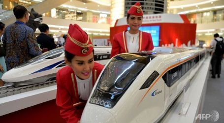 Indonesian High-speed Railway Project not Suspended, China Says
