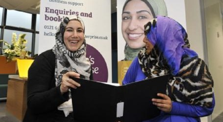 Women's Enterprise Hub In England Helps Muslim Women Build New Future