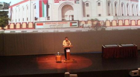 VICE PRESIDENT APPRECIATES MER-C FOR THE ESTABLISHMENT OF INDONESIA HOSPITAL IN GAZA