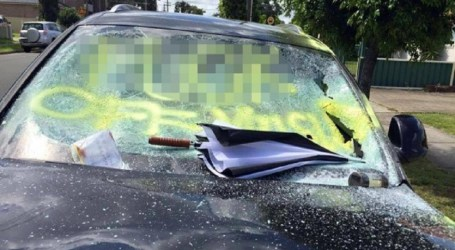 A Man Arrested In Sydney Over Islamophobic Graffiti Attack On Car