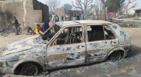 Boko Haram Attack: Children Burned Alive in Nigeria