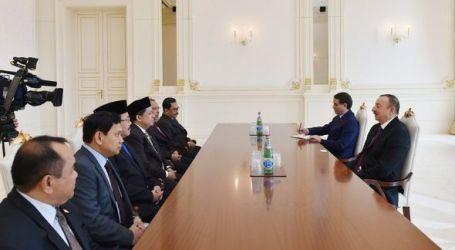 Indonesia Supports Territorial Integrity of Azerbaijan