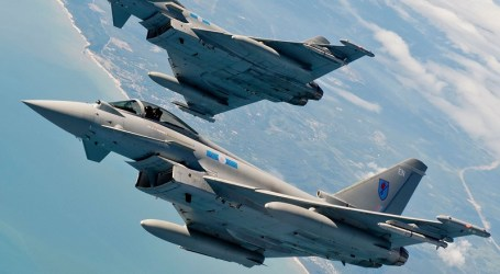 British Forces Only Kill 7 Daesh Militants in 600 Airstrikes