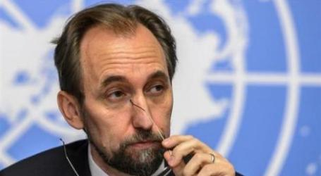 Syria War Crimes Should Not Be Pardoned: UN Rights Chief