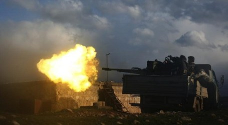 Syria Regime's Aleppo Offensive Kills Hundreds