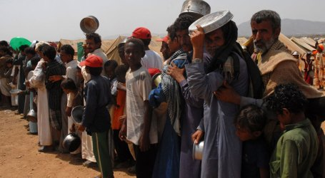 UN Agency Delivers Food Aid to Taiz