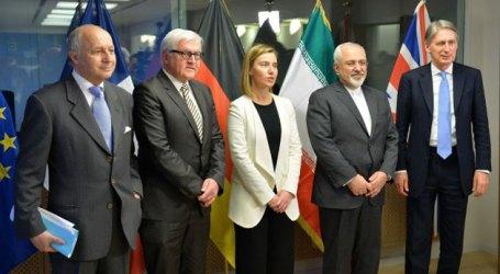 EU, Iran Meet In Brussels