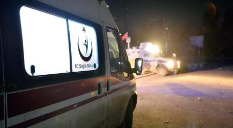 Four Turkish Police Wounded In Bomb Attack