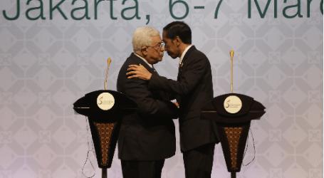 Mahmoud Abbas Invites Jokowi, World leaders to Visit Palestine