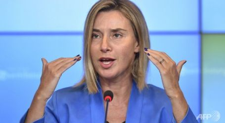 EU Members Will Not Move Embassies to Jerusalem, Mogherini Says