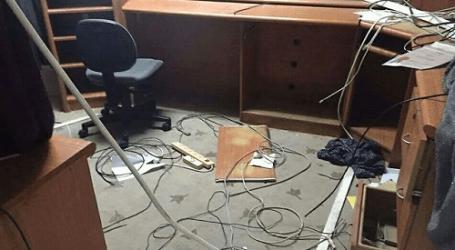Israel Raids Palestinian TV Station