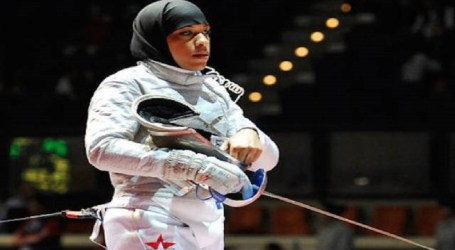 US ‌Athlete Hopes Change in Anti-Muslim Attitude by Her Participation in Rio Olympics in Hijab