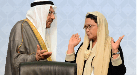 Madani Thanks to Indonesia Over Commitment on Palestinian Issue