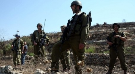 IOF Seize 1200 Acres of Land, Northern West Bank