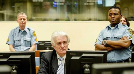Karadzic Found Guilty Of Srebrenica Genocide, War Crimes