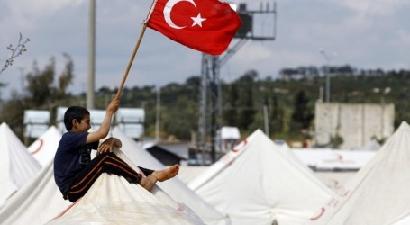 Turkey Hosts Nearly 2.8 Million Syrian Refugees