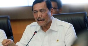 Coordinating Minister for Political, Legal and Security Affairs Luhut B. Pandjaitan