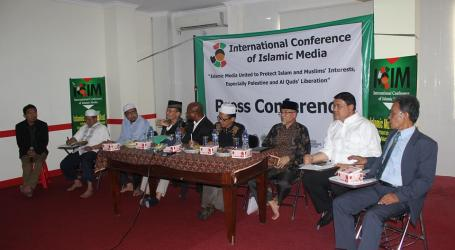 The International Media Conference for Palestinian Struggle to be Held in Jakarta