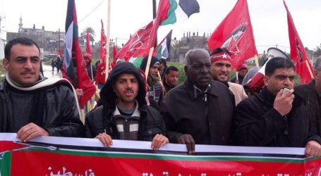 DFLP: Gaza Will Explode if The Siege Remains In Force