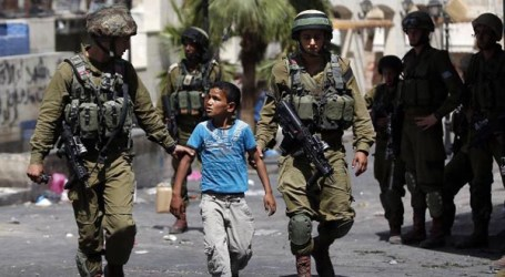 UN Concerned By Rise In Detention Of Palestinian Minors
