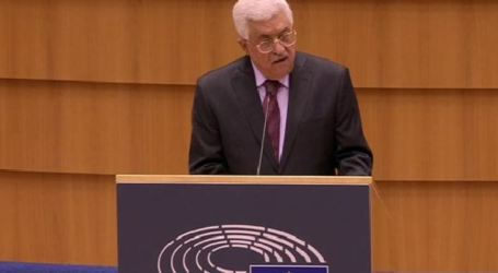 Abbas: Stop Global Terrorism by Ending the Israeli Occupation of Palestine
