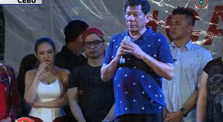 Duterte Asks Abu Sayyaf : Talk or Fight?
