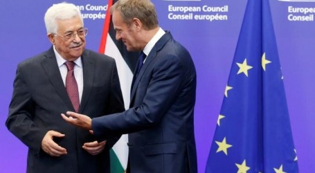 Abbas Praises French Efforts, Supports International Peace Conference