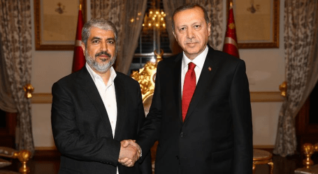 Hamas Thanks Erdogan for Efforts to Ease Gaza Blockade