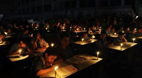 Turkish Delegation in Gaza to Discuss Electricity Crisis