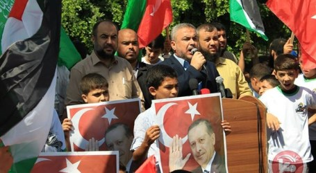 Hamas Holds Pro-Erdogan Rallies in Gaza, PA Congratulates Turkey after Coup Attempt