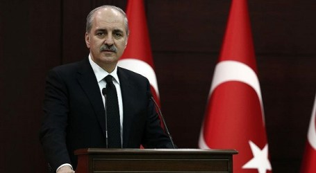 Turkish Deputy PM Condemns France Terror Attack