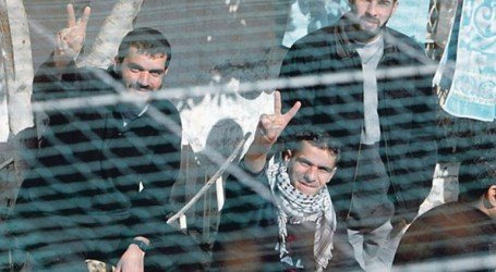 PPS: 45 Hunger Strikers Protest Administrative Detention, Decreased Visits