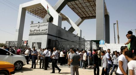 Rafah Crossing to Open for 3 Days for Palestinians Going on Hajj Pilgrimage