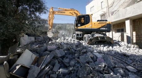 Popular Campaign To Reconstruct Slain Palestinian's Family Home