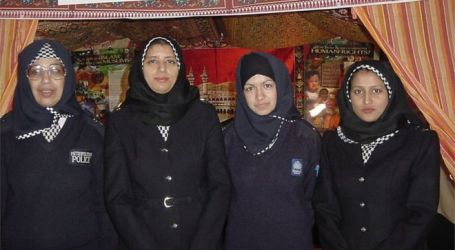 Police Scotland Approves Hijab As Official Uniform