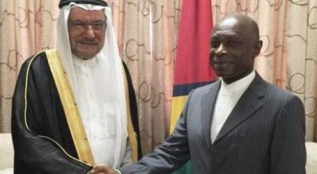 Guyana Government Silent on Visit by Head of Islamic Organisation