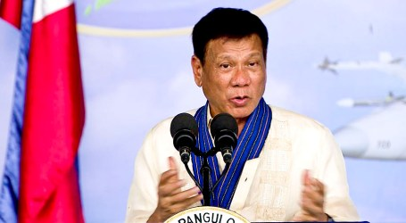 Duterte Off to Laos for ASEAN Summit