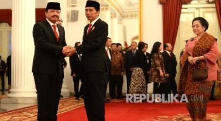 Indonesia's New Intelligence Agency Chief Sworn In