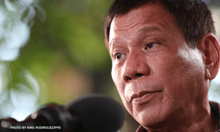 Government to Pursue Independent Foreign Policy, Says Duterte