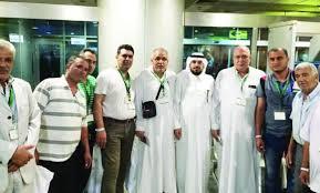 500 Palestinian Pilgrims Under Guests Program of King Salman Arrive in Makkah