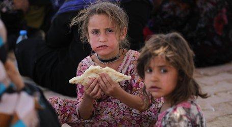 UN Food Relief Agency Supplies Reach 30,000 People Under 2-Year siege in Qayyarah, Iraq