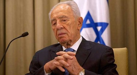 Israeli Ex Leader Shimon Peres Dies
